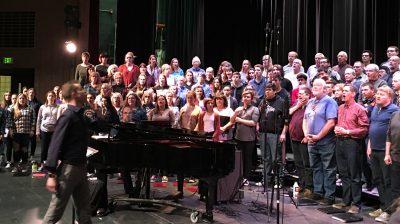 High School Choral Fest Rocks - The Colorado Chorale