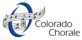 The Colorado Chorale Retina Logo